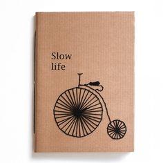 Notebook Line Rètro Slow Life