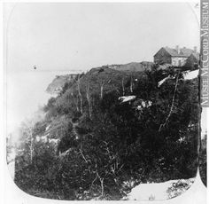 N-0000.193.283.1 | Barrack Hill, Ottawa, ON, about 1860 | Photograph | William Notman (1826-1891) University Of Ottawa, Ontario, Photograph, Backyard, Museum, Canada, Urban, History, Retro