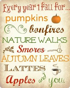 Every Year quotes quote autumn fall pumpkins autumn quotes fall quotes autumn quote happy autumn