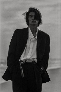 shintaro yuya by kiyoe ozawa (not vintage but looks like it) Beautiful Boys, Pretty Boys, Beautiful People, Foto Cv, Photographie Portrait Inspiration, Outfits Hombre, Asian Men, Handsome Boys, Cute Guys