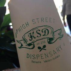 High Street Dispensary, High St West, Fremantle