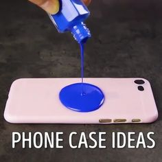 Cool DIY Cases for Your Phone - basteln - Diy Crafts Hacks, Diy Home Crafts, Diy Arts And Crafts, Creative Crafts, Fun Crafts, Diy Projects, Diy Case, Diy Phone Case, Phone Cases