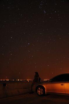star light, star bright, the first star i see tonight....
