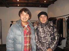 weijian Zhang and me