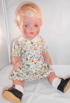 "Antique Vintage Schildkroet Doll Turtle Marked ""Inge"" 42 Perfect Condition | eBay"