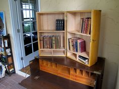 Seriously Awesome Shelves Bookcases And Storage Racks Some Even On Wheels