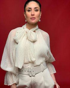 Bollywood Celebrities, Bollywood Fashion, Bollywood Style, Kareena Kapoor Pics, Karena Kapoor, New Fashion Trends, Sheer Dress, Dress Backs, Playing Dress Up