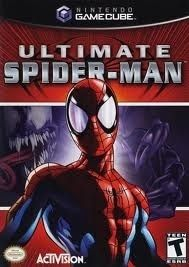 New Factory Sealed Ultimate Spider-Man - GameCube Game