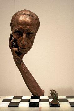 "Marcel Duchamp, ""Marcel Duchamp Cast Alive"""