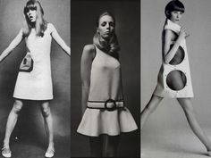 Mary Quant 1960s @vintageclothin.com