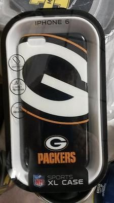 Protects the Back and sides, has all openings in case to access buttons and ports, also is shock absorbant on all 4 corners Green Bay Packers Fans, Nfl Green Bay, Iphone 6, Shopping, Products, Gadget