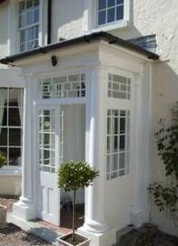 39 Ideas House Entrance Design Entryway Front Porches For 2019 Front Door Porch, Porch Entry, Front Porch Design, Side Porch, Entry Way Design, Entrance Design, House Entrance, Side Door, Entrance Ideas