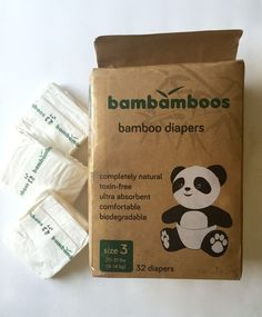Diapers Giant Pack (Select Size) Up&Up - Diapers - Ideas of Diapers - Bambamboos are a biodegradable diaper made from organic bamboo. Non-toxic super Diapers Ideas of Diapers Bambamboos are a biodegradable diaper made from organic bamboo. Non-toxic super Biodegradable Diapers, Biodegradable Products, Zero Waste, Eco Baby, Baby List, Sustainable Living, Eco Friendly, Free, Sons