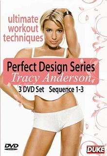 The Tracy Anderson Method: Perfect Design Series - Complete Collection