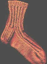 TOE UP SOCKS BASICS - best toe-up socks instructions: links to lessons on the top of the page.
