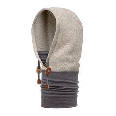 Buff - Thermal Hoodie - Fog