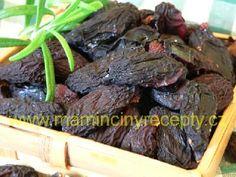 Sušené švestky Beef, Food, Meat, Essen, Meals, Yemek, Eten, Steak