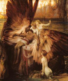 master-painters:  Herbert James Draper