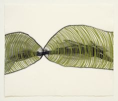Mary Osmundsen, drawing on paper, 2010