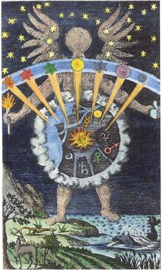 Alchemical Emblems, Occult Diagrams, and Memory Arts: Cosmos / Magnus and Aquinas sternzeichen verseau vierge zodiaque Wicca, Magnum Opus, Medieval Manuscript, Illuminated Manuscript, Cosmos, Tarot, Alchemy Art, Esoteric Art, Archetypes