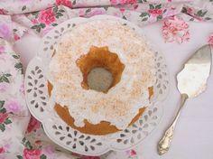 That cake sweet: Bolo Chiffon de Coco