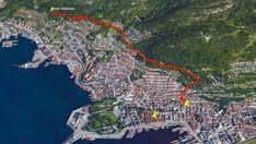 Stoltzen: Slik kommer du deg fra Bergen sentrum til Stoltzekleiven Delena, Bergen, Norway, City Photo, Travel, Viajes, Destinations, Traveling, Trips
