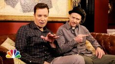 Justin Timberlake and Jimmy Fallon Show Us How Dumb We Sound When We Use Hashtags