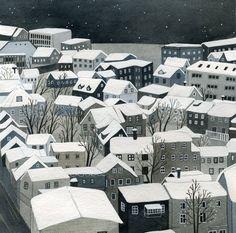 'Reykjavík' - Yelena Bryksenkova