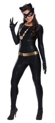 Rubie's Costume Grand Heritage Catwoman Classic TV Batman Circa 1966, Black, Large Rubie's Costume Co, http://www.amazon.com/dp/B00C0PF9B8/?tag=pinterest0e50-20