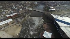 River Flooding South Bend 2018  Drone Video  Video shot on February 22 2018 with the St. Joseph river just beginning to recede following historic levels after record rain events on top of heavy snow melt. Surrounding areas saw significant flooding and damage as well but South Bend as a whole escaped a lot of damage due to high banks through town.  61  Aaron Yoder  UCLG6TvvKyoTveSpx_M0z2qA  drone videos drone shots  source  drone videos