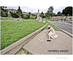cemetery people, by daryl darko