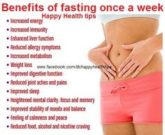 Water fasting for healing on Pinterest | Water Fasting ...