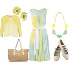 """Spring Outfit"" by heike-muller on Polyvore"