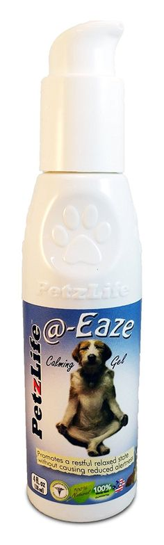 catzLife @Eaze Calming Gel, 4.5-Ounce * Don't get left behind, see this great cat product : Cat Health and Supplies