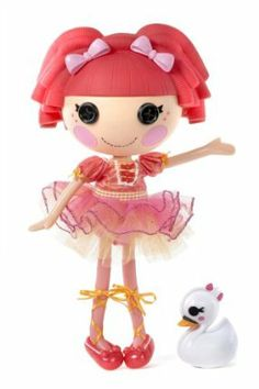 Lalaloopsy Tippy Tumblelina Full Sized