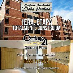 Este puede ser tu hogar. Buen precio y excelente ubicación.  Información en nuestro perfil. Telf. 0286-7177679.  #Guayana  #BienesRaices  #inmuebles  #apartamento  #puertoordaz  #realestate  #realtor  #realtorlifestyle  #Century21  @c21guayanaplaza