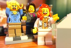#D4H2015 Serious Lego Play Workshop today! Avoid conference fatigue & get happy #playismywork  img via@LegoAcademics