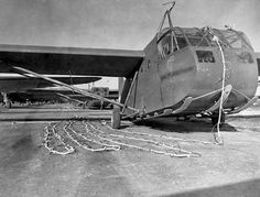 World War Two photograph showing a Waco glider being prepped for the D-Day invasion. Nice photo of a historic and often overlooked airplane, the US built nearly gliders during the war! D Day Normandy, Normandy Beach, Ww2 Aircraft, Military Aircraft, Uss Texas, D Day Invasion, Operation Market Garden, Ww2 Photos, Paratrooper