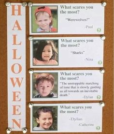 Can you meme a meme? According to 'What Scares You The Most,' the answer is a resounding yes. Comedy site/meme hub Obvious Plant posted an image parody based on school interviews back in October.