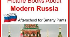 Are you looking for picture books about modern Russia that don't involve Matryoshka or Baba Yaga? Here are two picture books about modern Russia to read with your children. Recommended age - 4+.