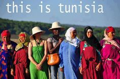 not just Tunisia . Tunisian People, T Shirt Tutorial, Extraordinary People, Carthage, The Beautiful Country, World Cultures, North Africa, African Women, Morocco