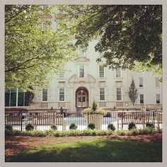 Emory University Hospital. Instagram by emoryuniversity. #emoryhealthcare #emory #atlanta