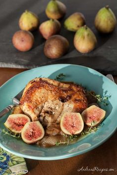 Ticonderoga Farms Fig Lovers Feast 2012 (Chicken with Figs and Honey)