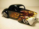 Street Rod Flames | Kustom Flames By Brian Garage