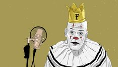 Let Me Live That Fantasy. In search of Puddles, the saddest clown of all, whose voice — along with Lorde's music — made him an Internet star.