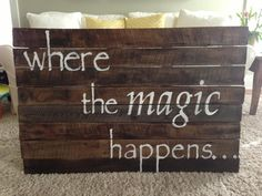 Reclaimed Barn Wood  custom large sign for home or business deep brown on Etsy, $250.00