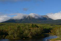 appalachian+trail   ... Appalachian Trail in Maine. ~~ Photograph by Robert Sutherland