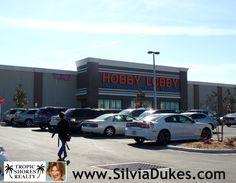 Hobby Lobby in Spring Hill Florida Photo by Silvia Dukes
