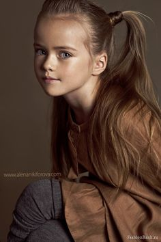 Kristina pimenova aka what I think my Piper would look like as I looked very close to this as a child. ~ Mary