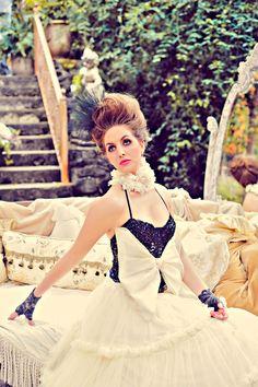 Modern Marie Antoinette Inspiration
